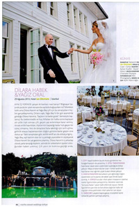 Martha Stewart Weddings - 2014